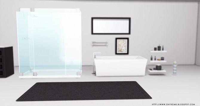 Benton Bathroom at Onyx Sims image 438 670x355 Sims 4 Updates