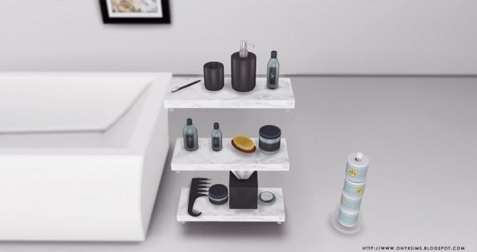 Benton Bathroom at Onyx Sims image 440 670x355 Sims 4 Updates