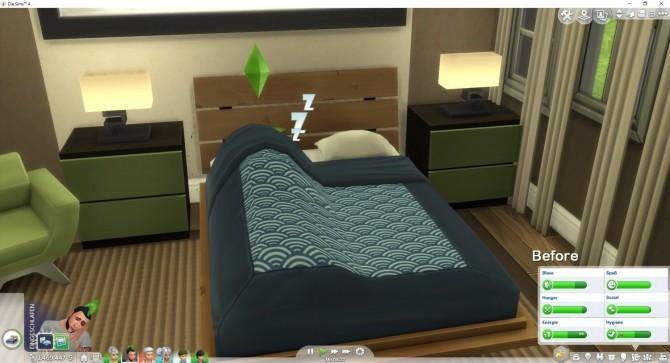 Buy a better Mattress (Better Energy/Comfort on Beds) by LittleMsSam image 4417 670x363 Sims 4 Updates