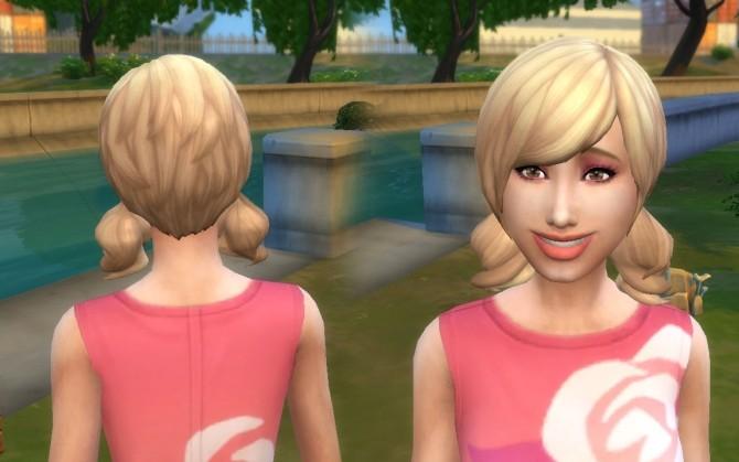 Sims 4 Dolly Hair Version 2 at My Stuff
