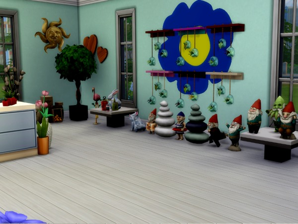SLRN Flower Shop by selarono at TSR image 4919 Sims 4 Updates