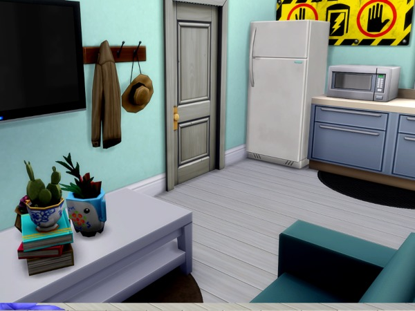SLRN Flower Shop by selarono at TSR image 5019 Sims 4 Updates