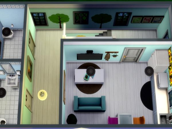SLRN Flower Shop by selarono at TSR image 5119 Sims 4 Updates