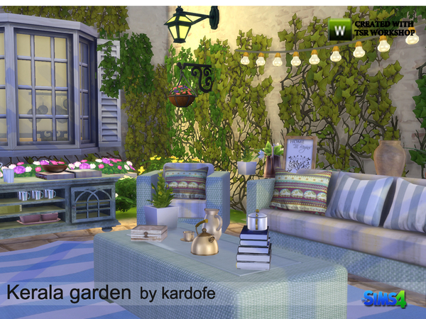 Kerala garden by kardofe at TSR image 5318 Sims 4 Updates