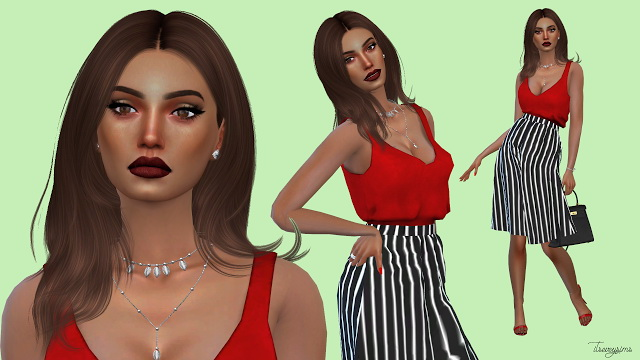 Meredith Sparks at Evey Sims image 550 Sims 4 Updates