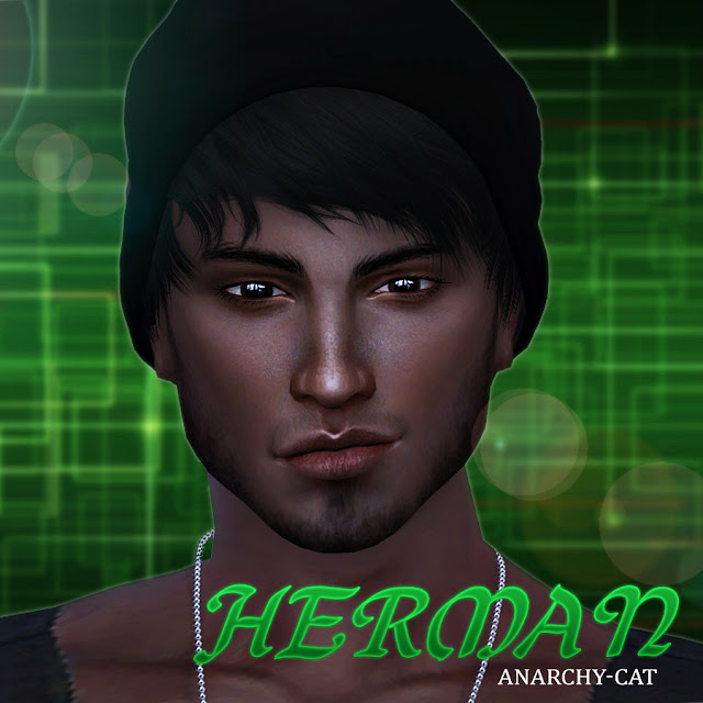 Herman White at Anarchy Cat image 564 Sims 4 Updates