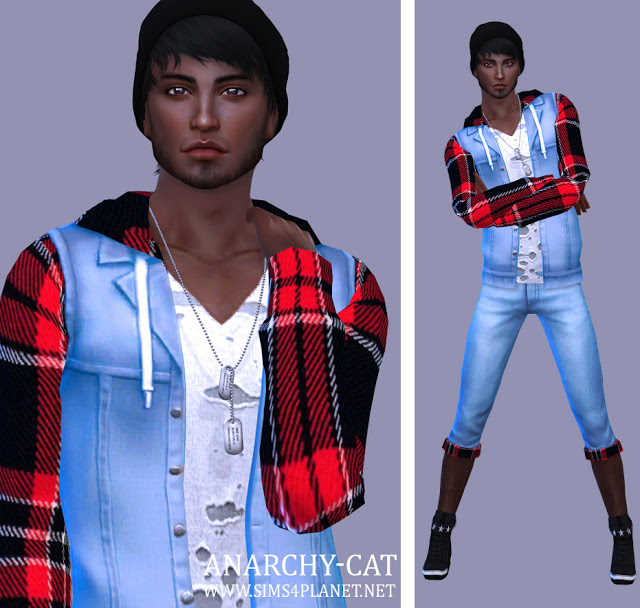 Herman White at Anarchy Cat image 573 Sims 4 Updates