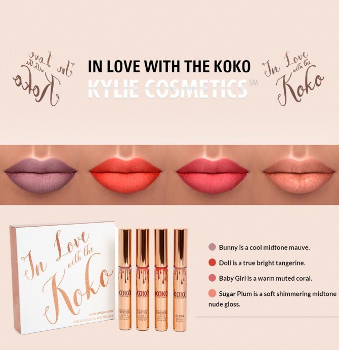 In love with the Koko Collection at Kenzar Sims image 5731 670x692 Sims 4 Updates