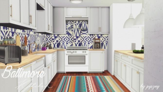 Baltimore Kitchen New Set At Pyszny Design