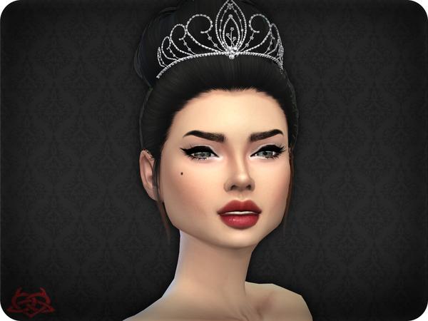 Sims 4 Tiara 3 by Colores Urbanos at TSR