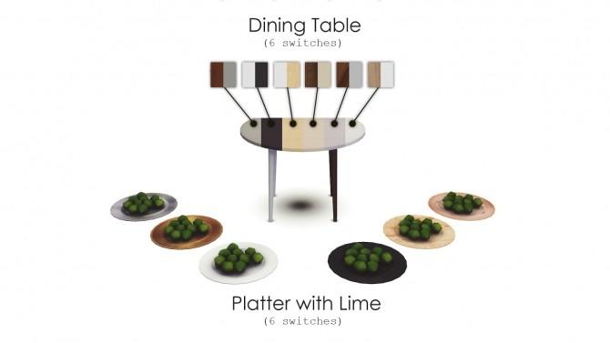 Baltimore Kitchen new set at Pyszny Design image 62 670x377 Sims 4 Updates