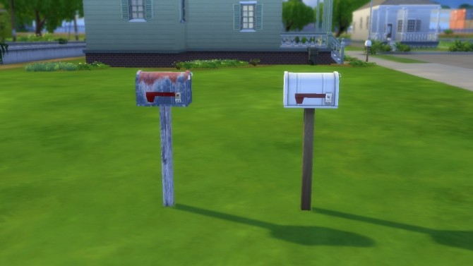 Real Rust Ol Rusty Mailbox by VictorialaRidge at Mod The Sims image 6214 670x377 Sims 4 Updates