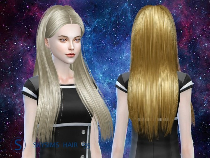Hair 125 (Pay) by Skysims at Butterfly Sims image 6331 670x503 Sims 4 Updates