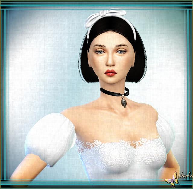 Snow White by Cedric13 at L'univers de Nicole image 6551 Sims 4 Updates