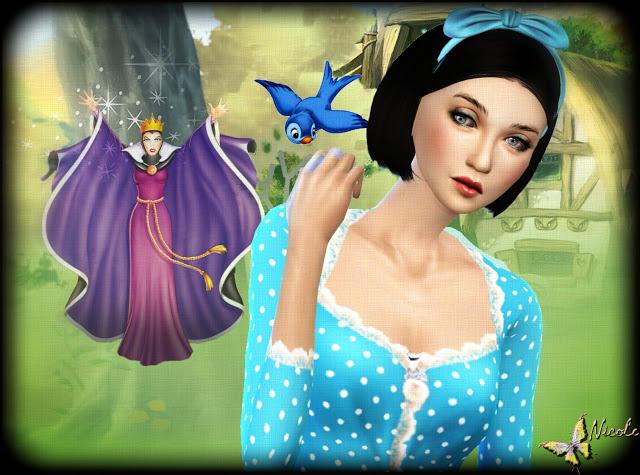 Snow White by Cedric13 at L'univers de Nicole image 659 Sims 4 Updates