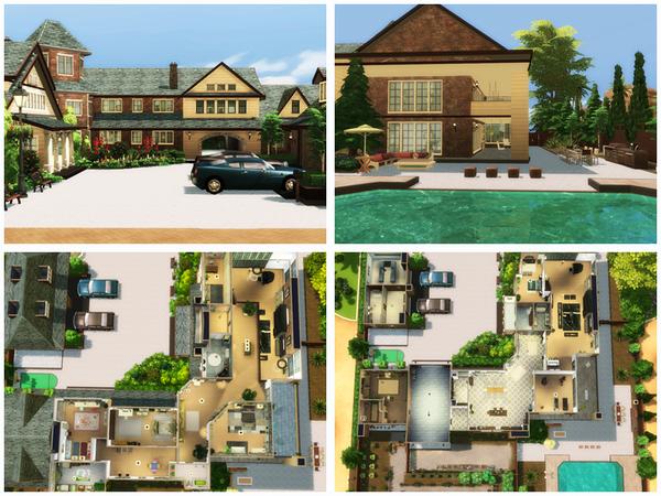 Montana home by Danuta720 at TSR image 685 Sims 4 Updates