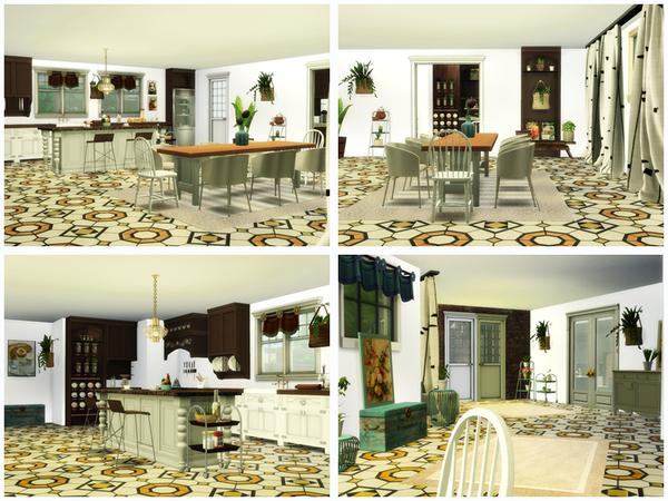 Montana home by Danuta720 at TSR image 694 Sims 4 Updates