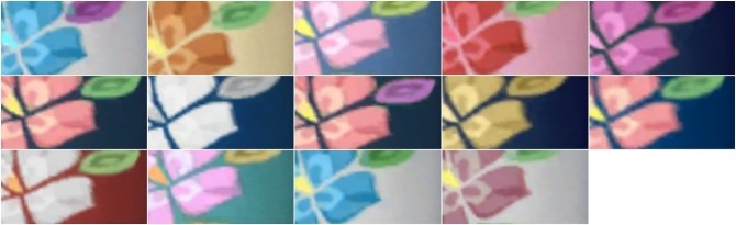 Sims 4 Floral Jeans For Toddlers at Maimouth Sims4