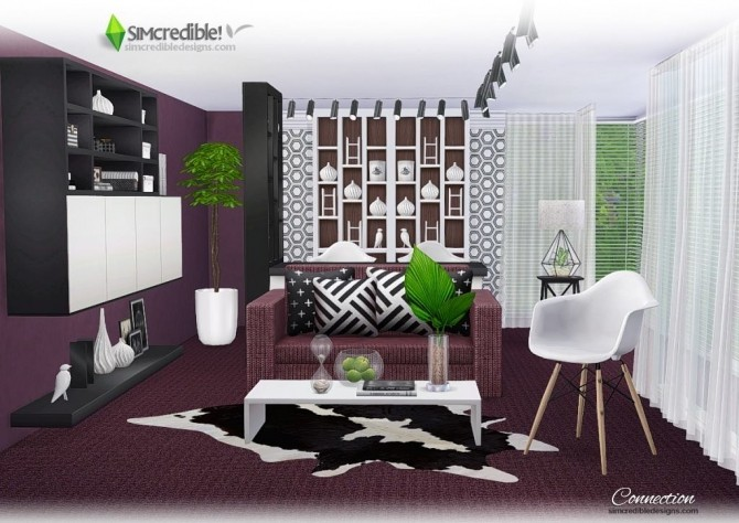 Connection dining room at SIMcredible! Designs 4 image 76111 670x474 Sims 4 Updates