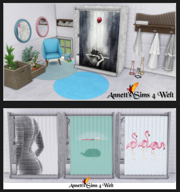 Parenthood Shower Recolors at Annett's Sims 4 Welt image 793 Sims 4 Updates