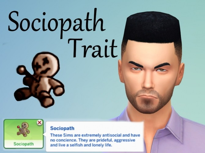 Sociopath Trait by Kialauna at Mod The Sims image 847 670x501 Sims 4 Updates