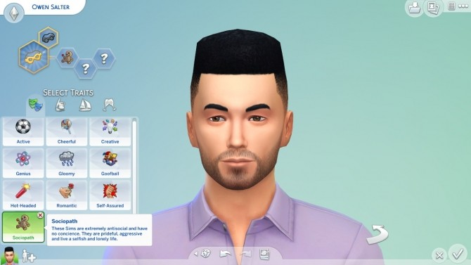 Sociopath Trait by Kialauna at Mod The Sims image 857 670x377 Sims 4 Updates