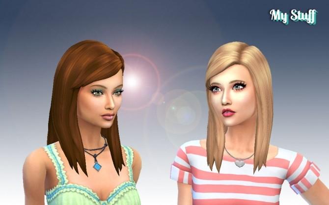Theresa Hairstyle at My Stuff image 863 670x418 Sims 4 Updates