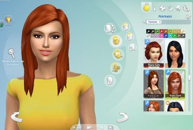 Theresa Hairstyle at My Stuff image 893 670x452 Sims 4 Updates