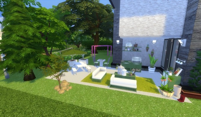 Sims 4 Felicity House by patty3060 at Mod The Sims