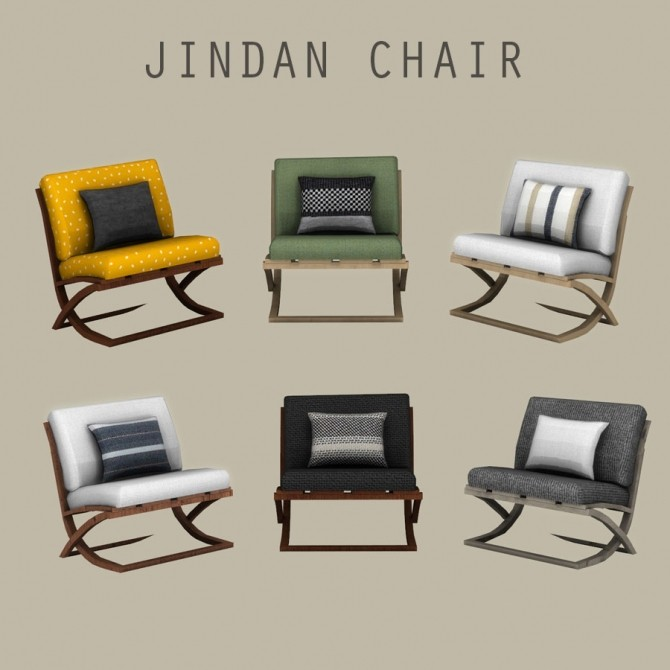 Jindan Chair at Leo Sims image 9514 670x670 Sims 4 Updates