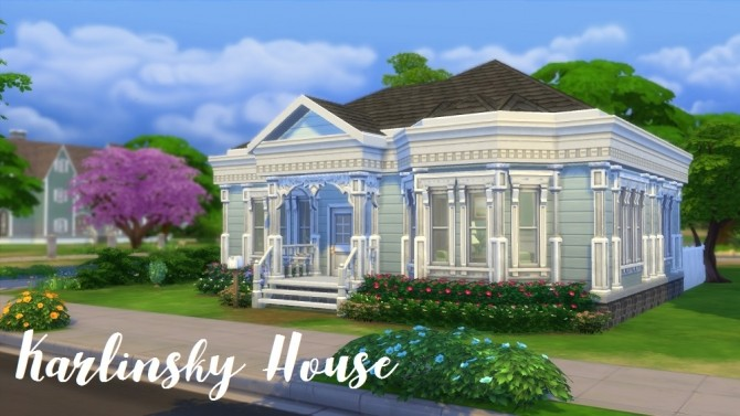 Karlinsky House by yourjinthemiddle at Mod The Sims image 961 670x377 Sims 4 Updates