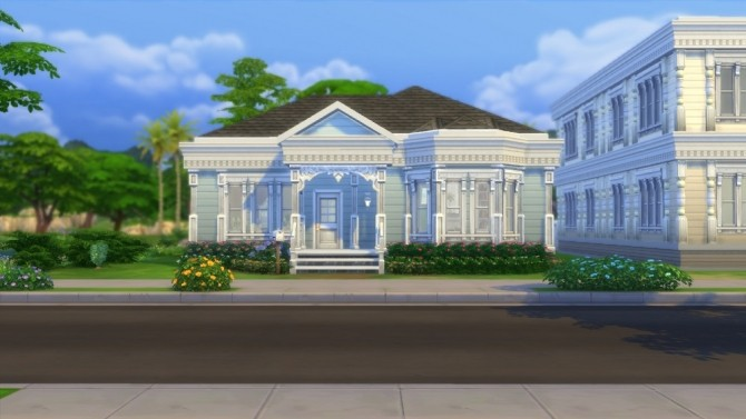 Karlinsky House by yourjinthemiddle at Mod The Sims image 971 670x377 Sims 4 Updates