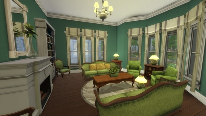 Karlinsky House by yourjinthemiddle at Mod The Sims image 991 670x377 Sims 4 Updates