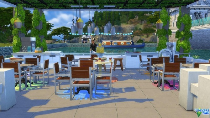 Sims 4 Tower Bridge by Millyraspberry21 at L'UniverSims