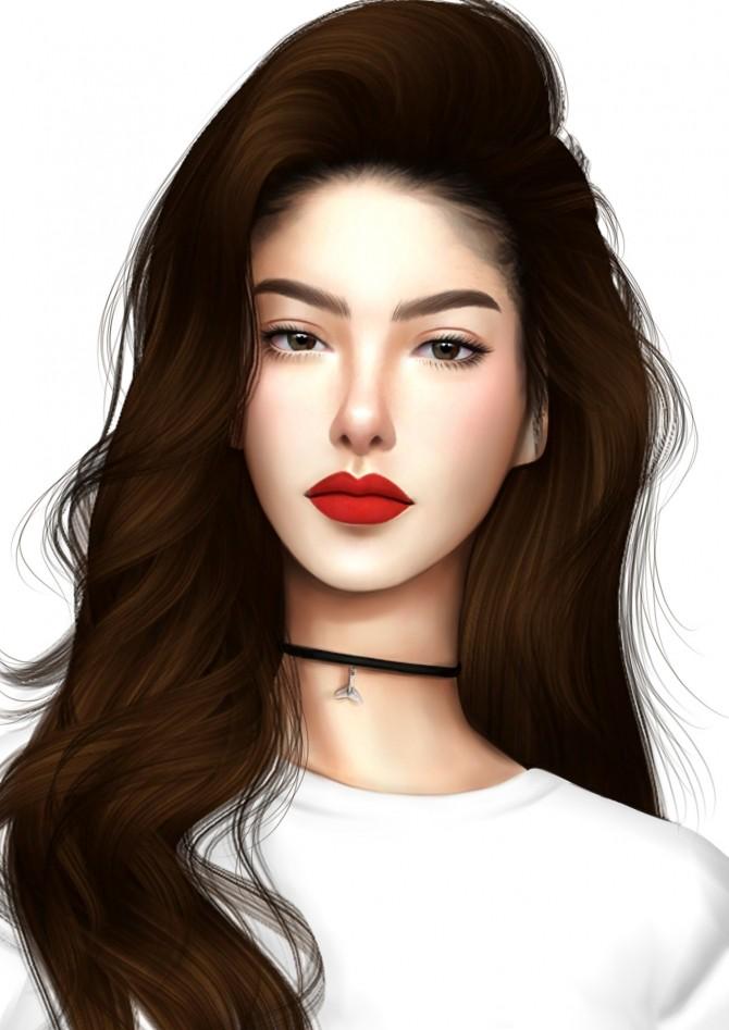 C Matte lipstick at GOPPOLS Me image 1003 670x947 Sims 4 Updates