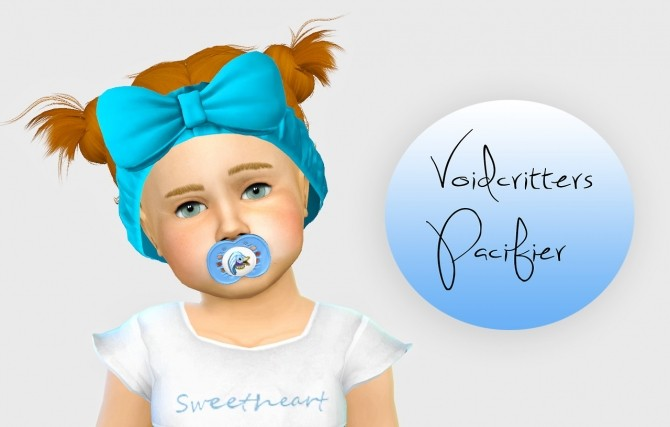 Voidcritters Pacifier at Simiracle image 1006 670x427 Sims 4 Updates
