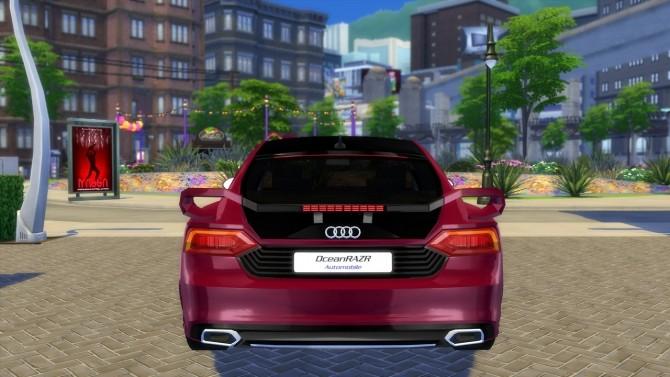Audi R7 Concept Coupé at OceanRAZR image 1016 670x377 Sims 4 Updates
