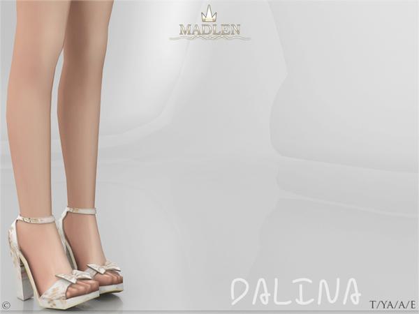 Madlen Dalina Shoes by MJ95 at TSR image 1100 Sims 4 Updates