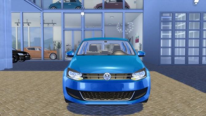 VW Polo Highline TSI 2010 (6R) at OceanRAZR image 1107 670x377 Sims 4 Updates