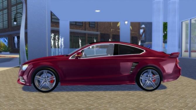 Audi R7 Concept Coupé at OceanRAZR image 1115 670x377 Sims 4 Updates
