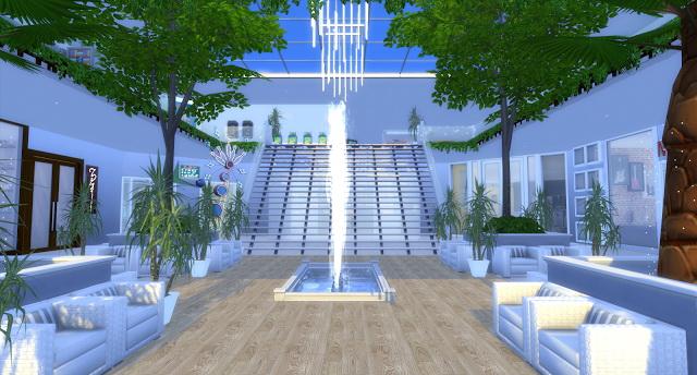 Sims 4 San Myshuno Shopping at Lily Sims