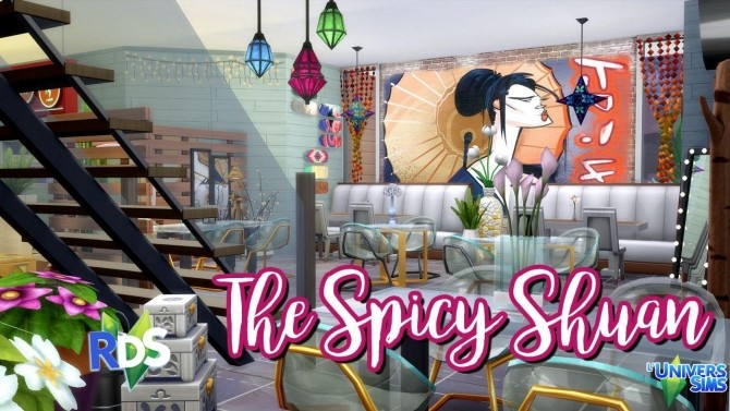 The Spicy Shuan by Lyrasae93 at L'UniverSims image 1262 670x377 Sims 4 Updates