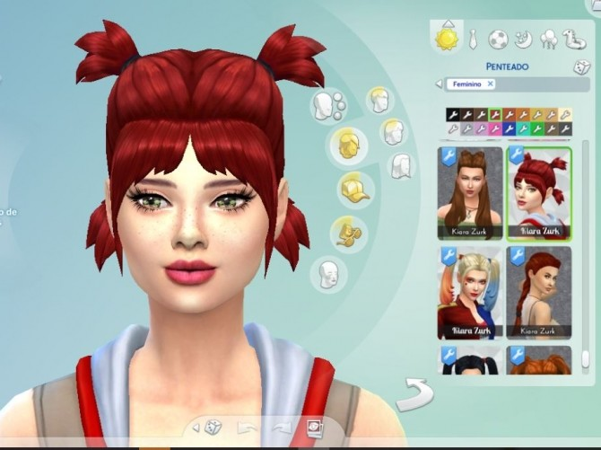 Playful Hairstyle at My Stuff image 1306 670x501 Sims 4 Updates