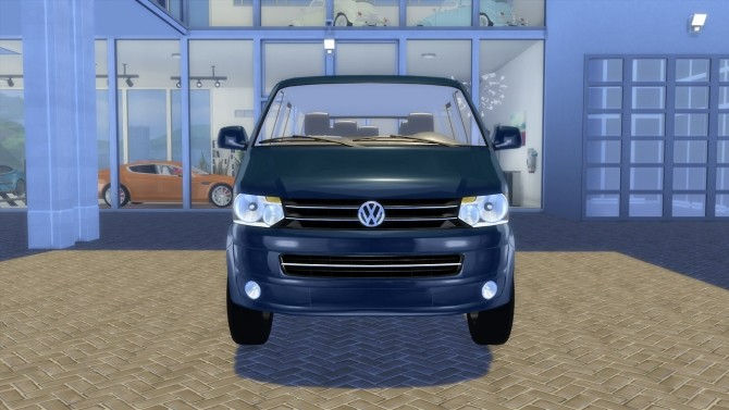 VW T5 Caravelle Highline 2010 at OceanRAZR image 1315 670x377 Sims 4 Updates