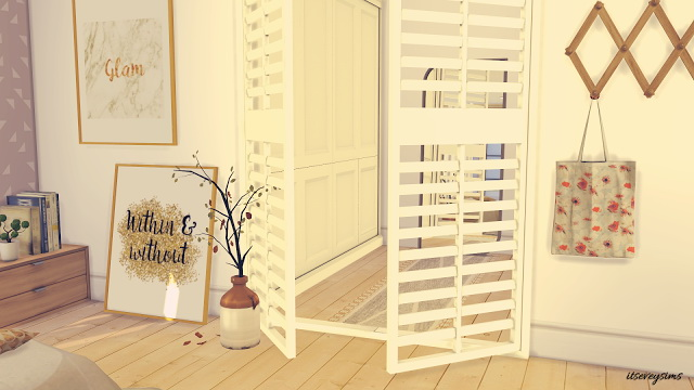 Golden Dreams Bedroom at Evey Sims image 1363 Sims 4 Updates