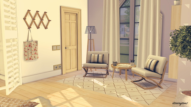 Golden Dreams Bedroom at Evey Sims image 1373 Sims 4 Updates