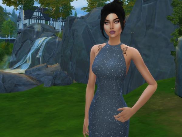 Sims 4 Serena Law by divaka45 at TSR