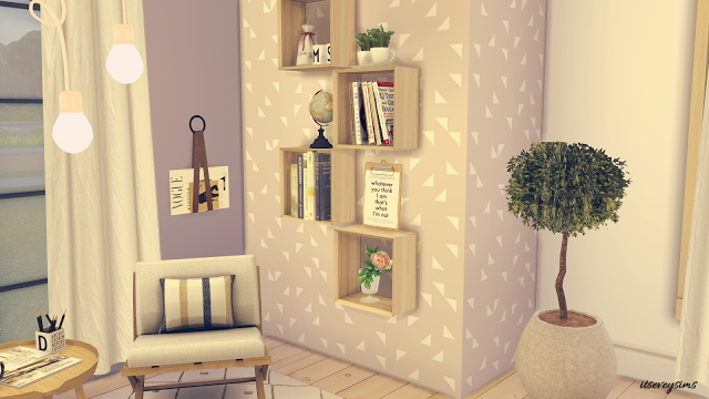 Golden Dreams Bedroom at Evey Sims image 1383 Sims 4 Updates
