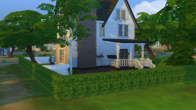 Sims 4 Lost In Time house by Sortyero29 at Mod The Sims
