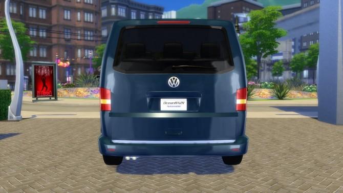VW T5 Caravelle Highline 2010 at OceanRAZR image 1415 670x377 Sims 4 Updates